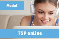 Modul TSP MU online – květen, červen 2020
