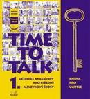 Time to Talk - 1. díl kniha pro učitele