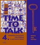 Time to Talk - 4. díl kniha pro učitele