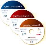 Maturita bez obav - sada 3 CD matematika,angličtina 1,2