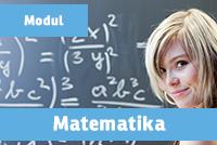 MATEMATIKA na VŠ a k maturitě - přípravný kurz - modul 2020/21