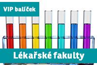 """VIP BALÍČEK MEDICÍNA + FARMACIE (""""nultý ročník"""") - 2019/20"""
