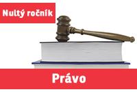 """PRÁVA (""""nultý ročník"""") přípravný kurz - 2019/20"""