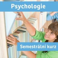 Semestrální přípravný kurz PSYCHOLOGIE 2021