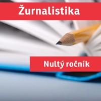 """ŽURNALISTIKA (""""nultý ročník"""") přípravný kurz - 2017/18"""