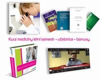 VIP BALÍČEK MEDICÍNA LETNÍ  semestrální přípravný kurz