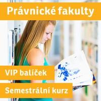 VIP BAL��EK PR�VA ZIMN� semestr�ln� p��pravn� kurz 2016/17