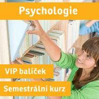 VIP BALÍČEK PSYCHOLOGIE 2018