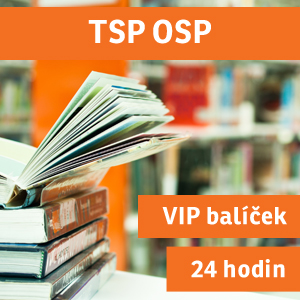 VIP BALÍČEK 24 TSP + OSP bloky 2016/17
