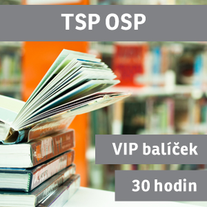 VIP BALÍČEK 30 TSP + OSP bloky 2016/17