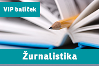 """VIP BALÍČEK ŽURNALISTIKA (""""nultý ročník"""") - 2020/21"""